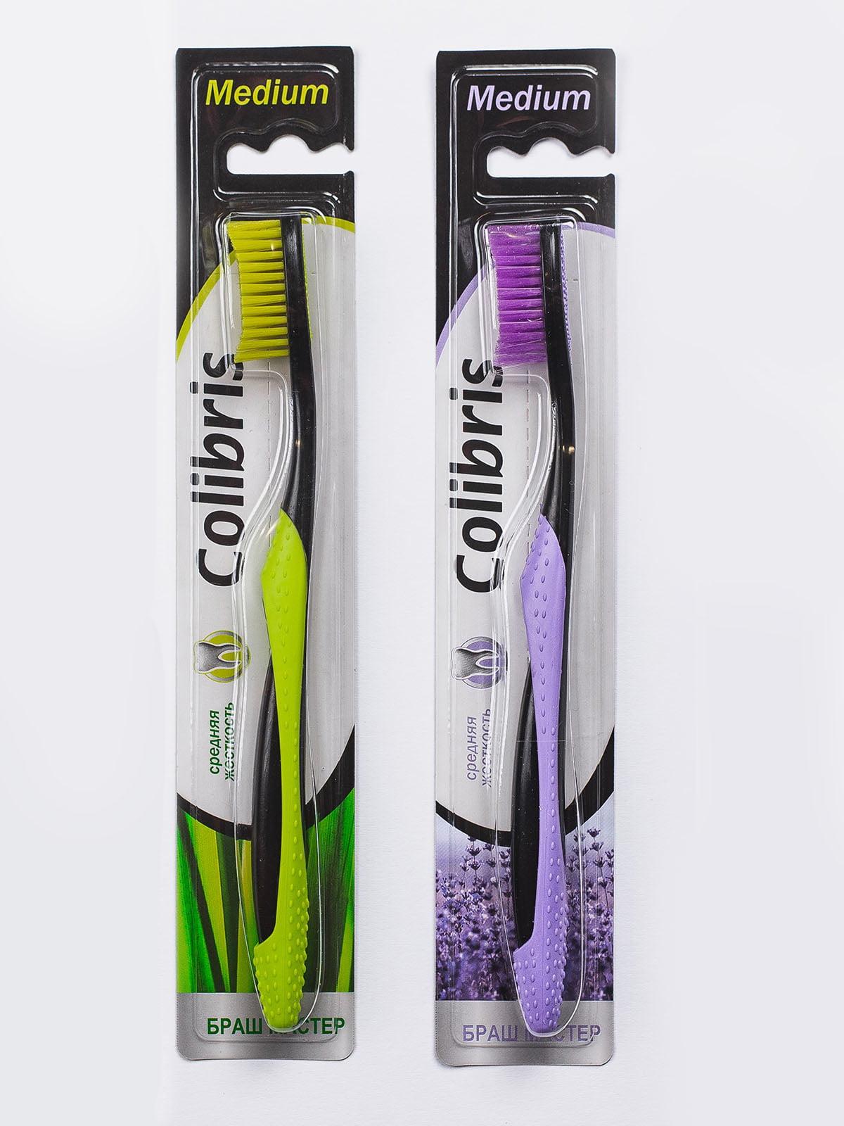 Щітка зубна (середньої жорсткості; артикул 0930) | 5446343