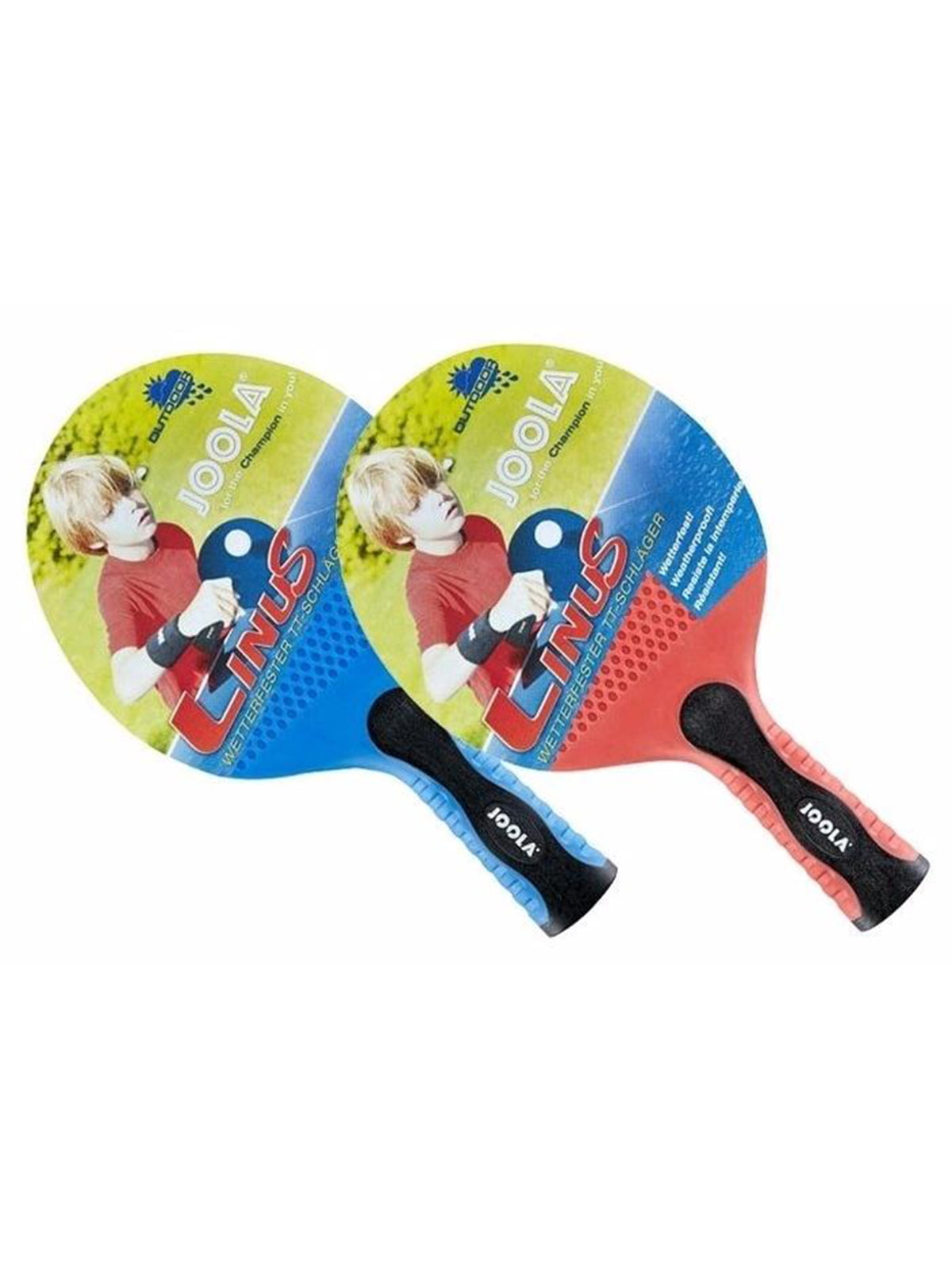 Набір ракеток для настільного тенісу (2 шт) | 5260650