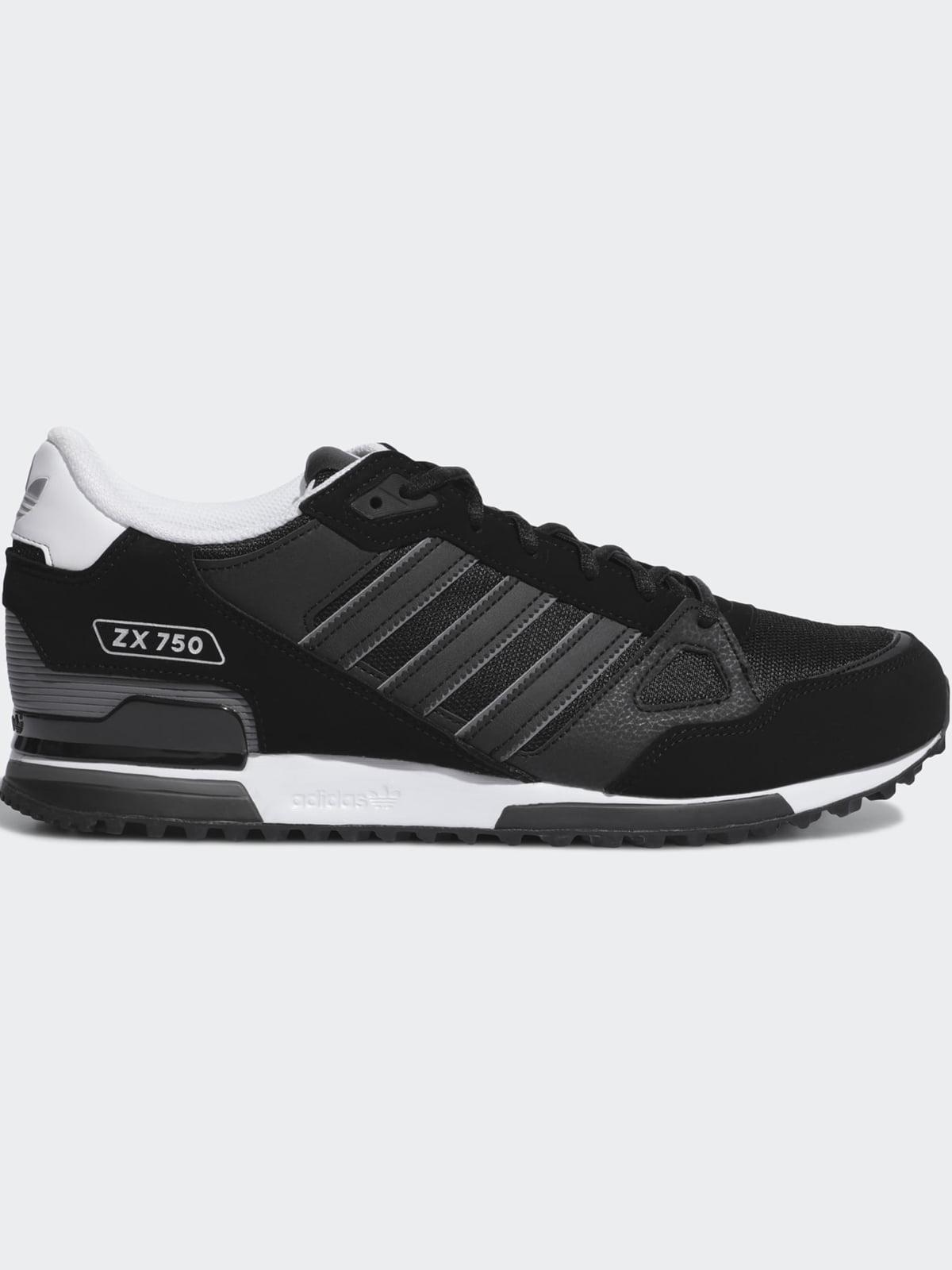Кроссовки черно-белые | 5487728