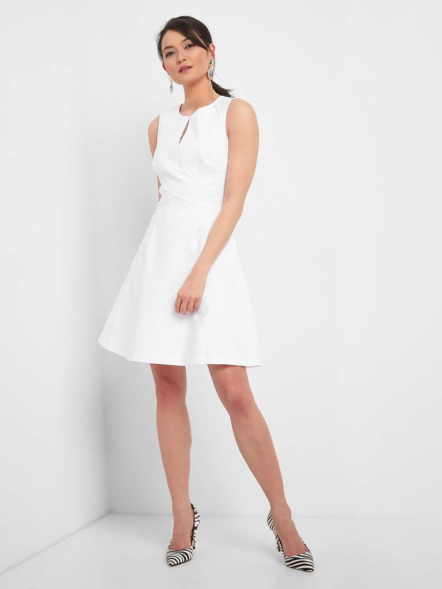 Платье белое | 5488481