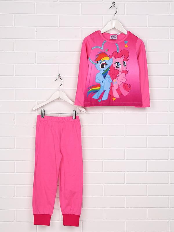 Піжама: джемпер і штани | 5491532