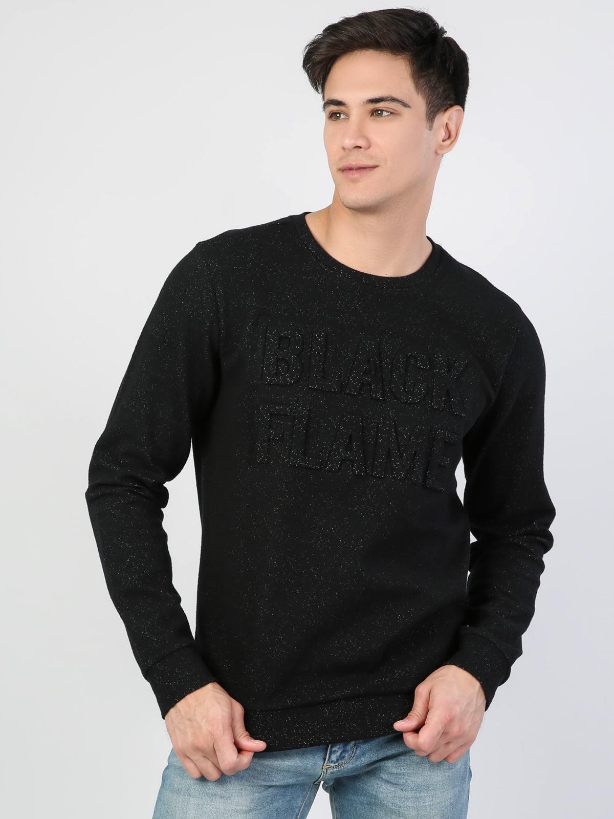 Світшот чорний | 5494177