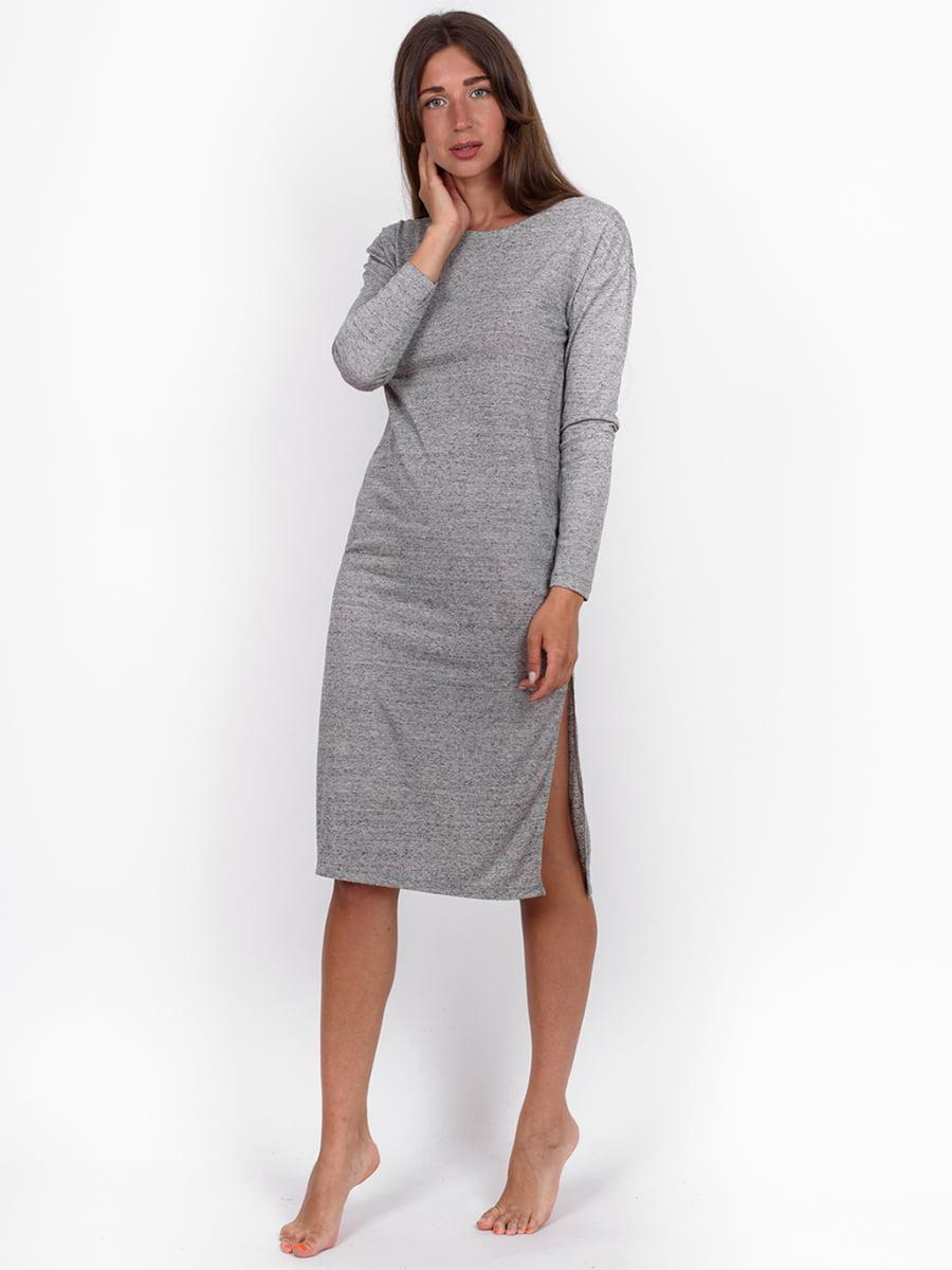 Сукня сіра | 5495028