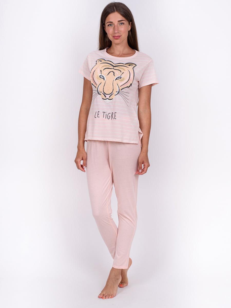 Комплект: футболка и брюки | 5495103
