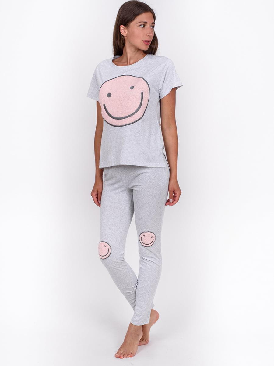 Комплект: футболка і штани | 5495139