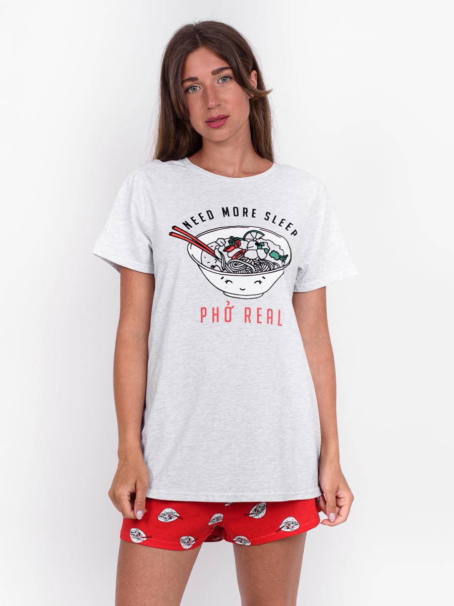 Комплект: футболка і шорти | 5495412