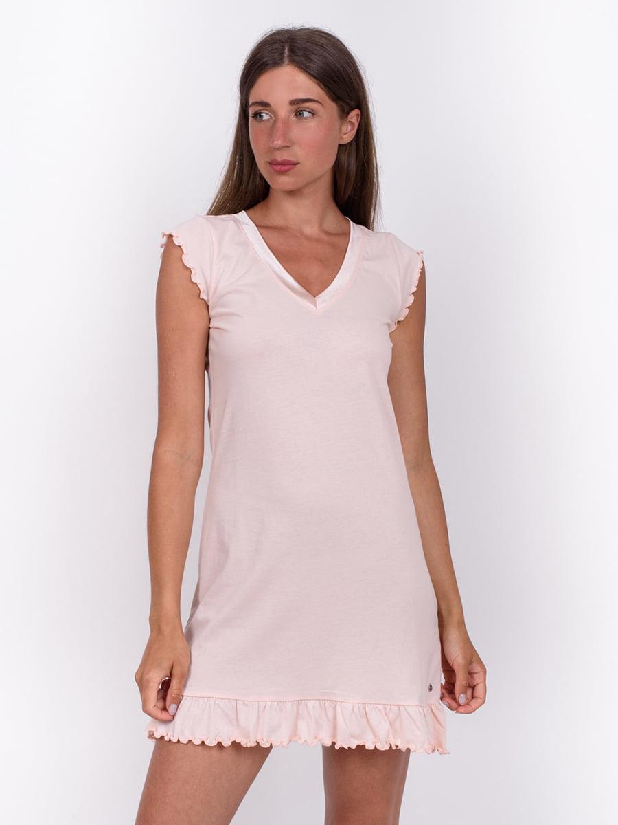 Сукня світло-рожева | 5495451