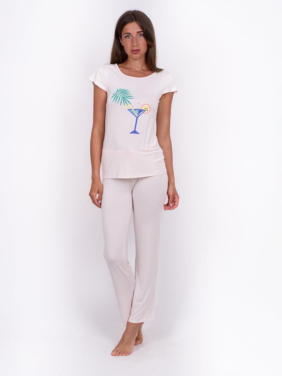 Комплект: футболка і штани | 5495520