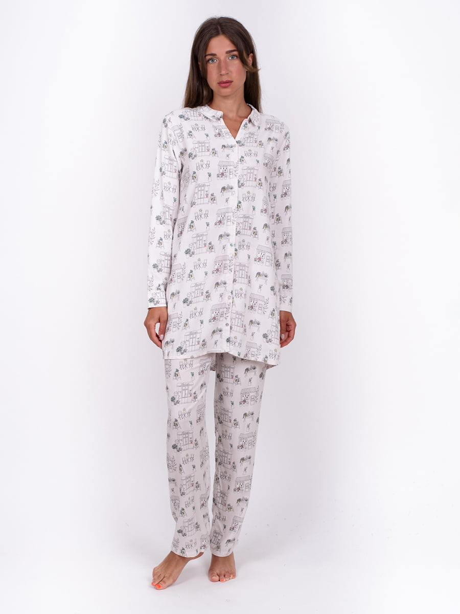 Комплект: сорочка і штани | 5495548