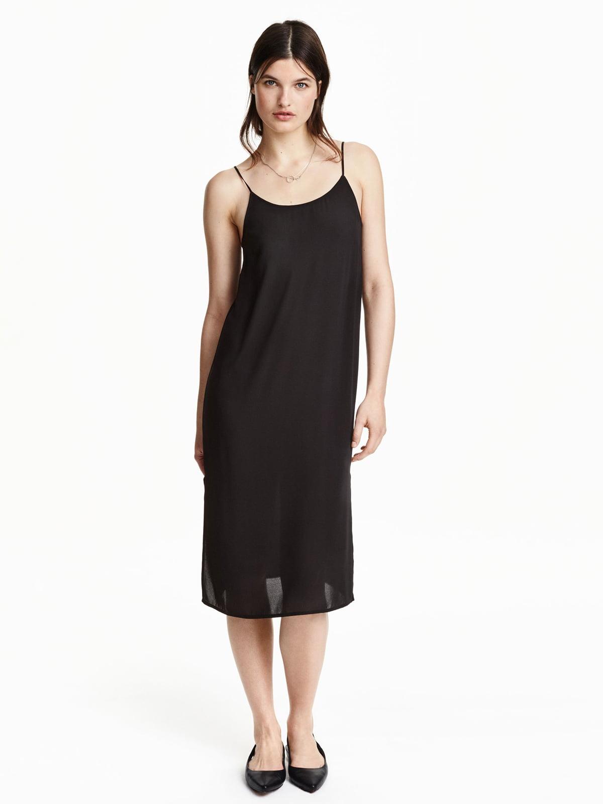 Платье черное | 5496082