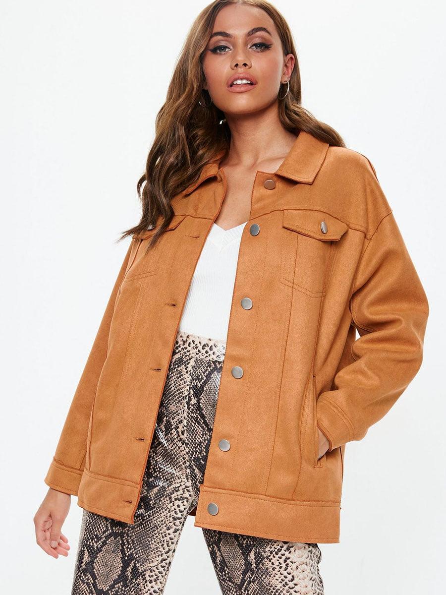 Куртка бежевая | 5496404