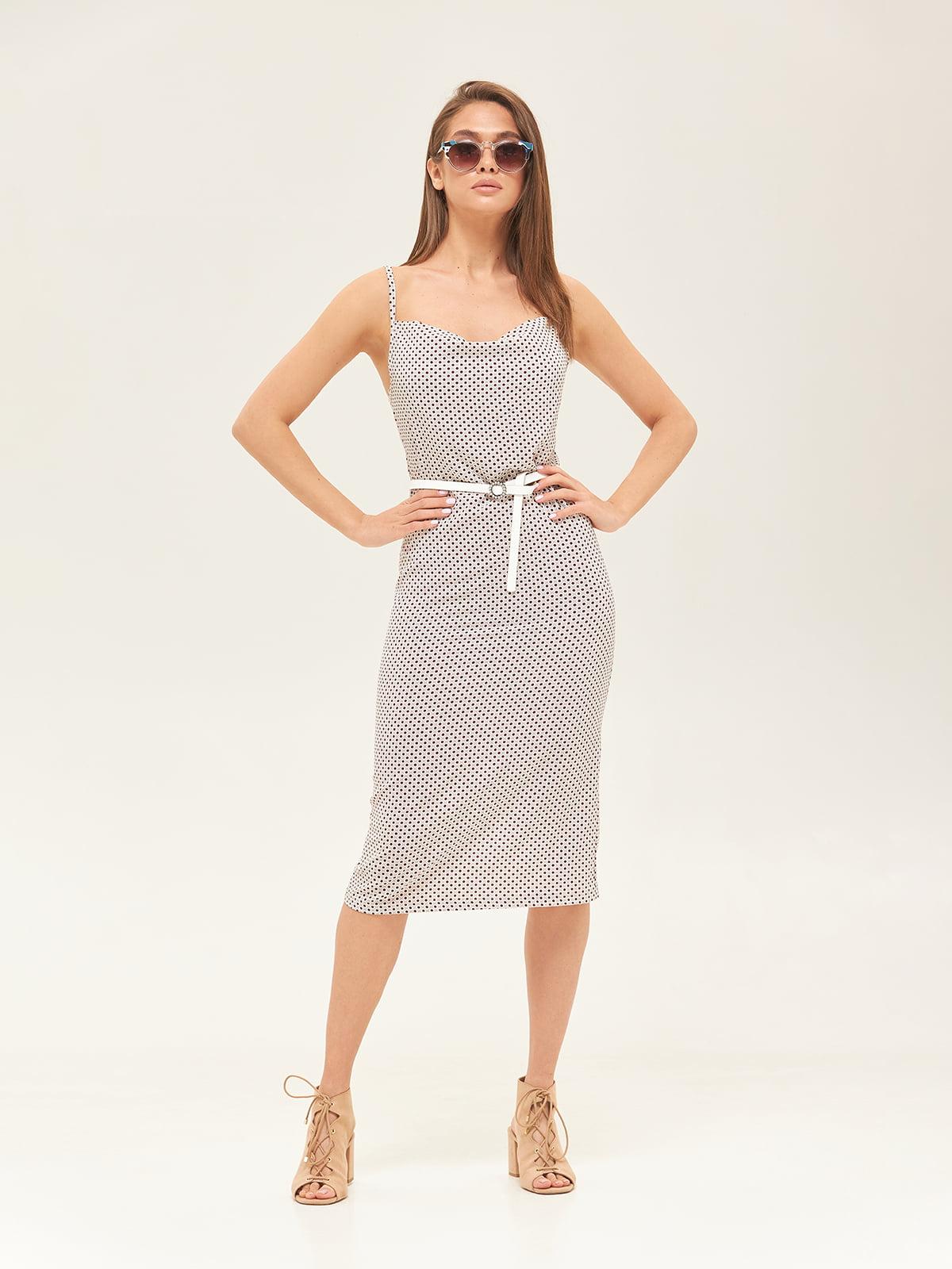 Сукня кольору капучино | 5497528