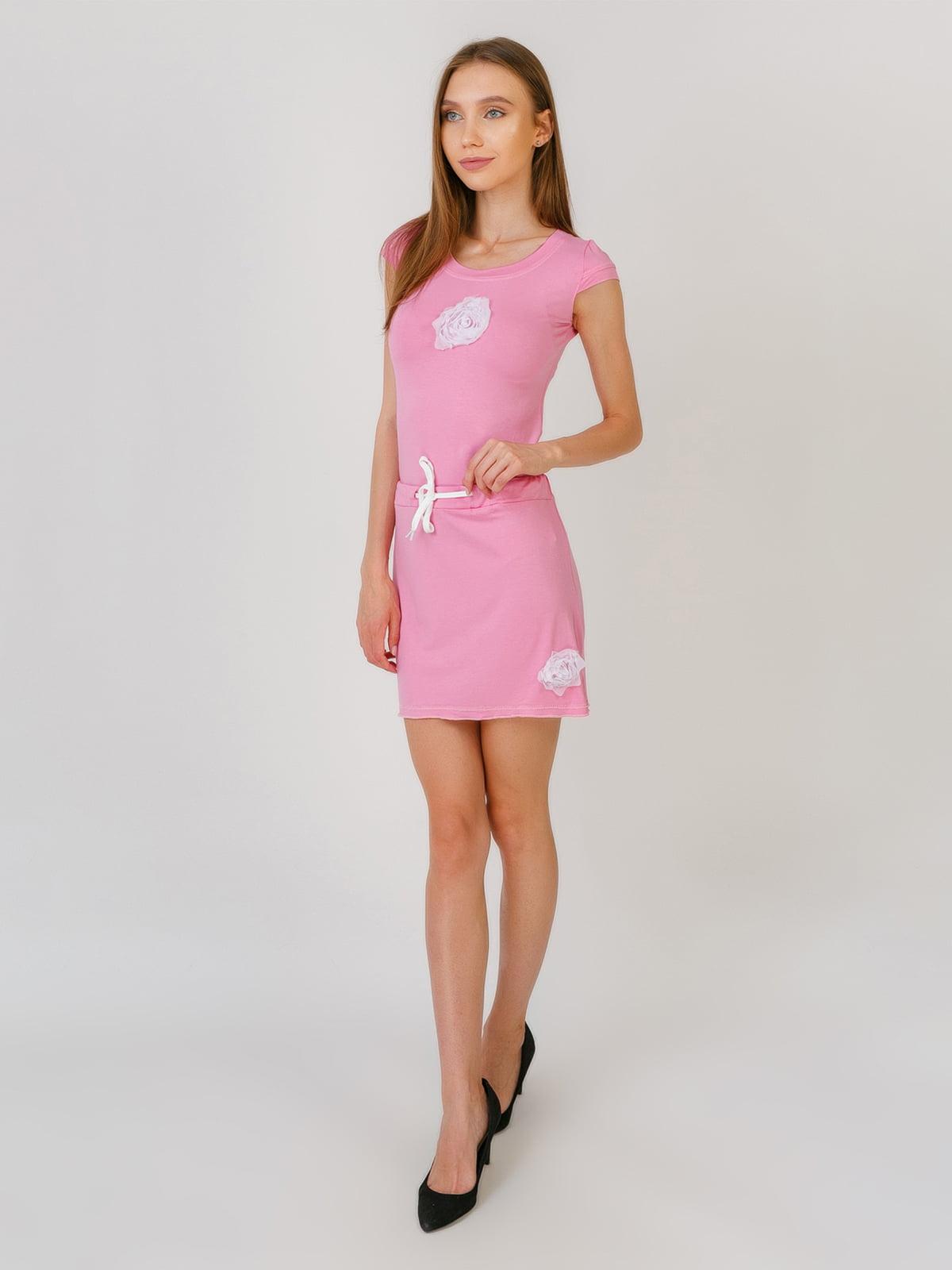 Костюм розовый | 5491793