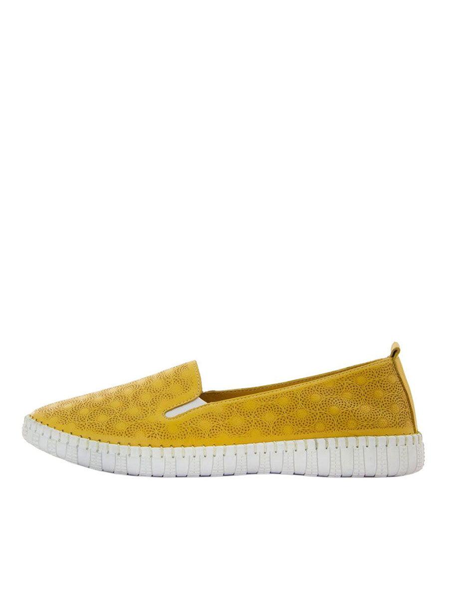 Слипоны желтые   5497713