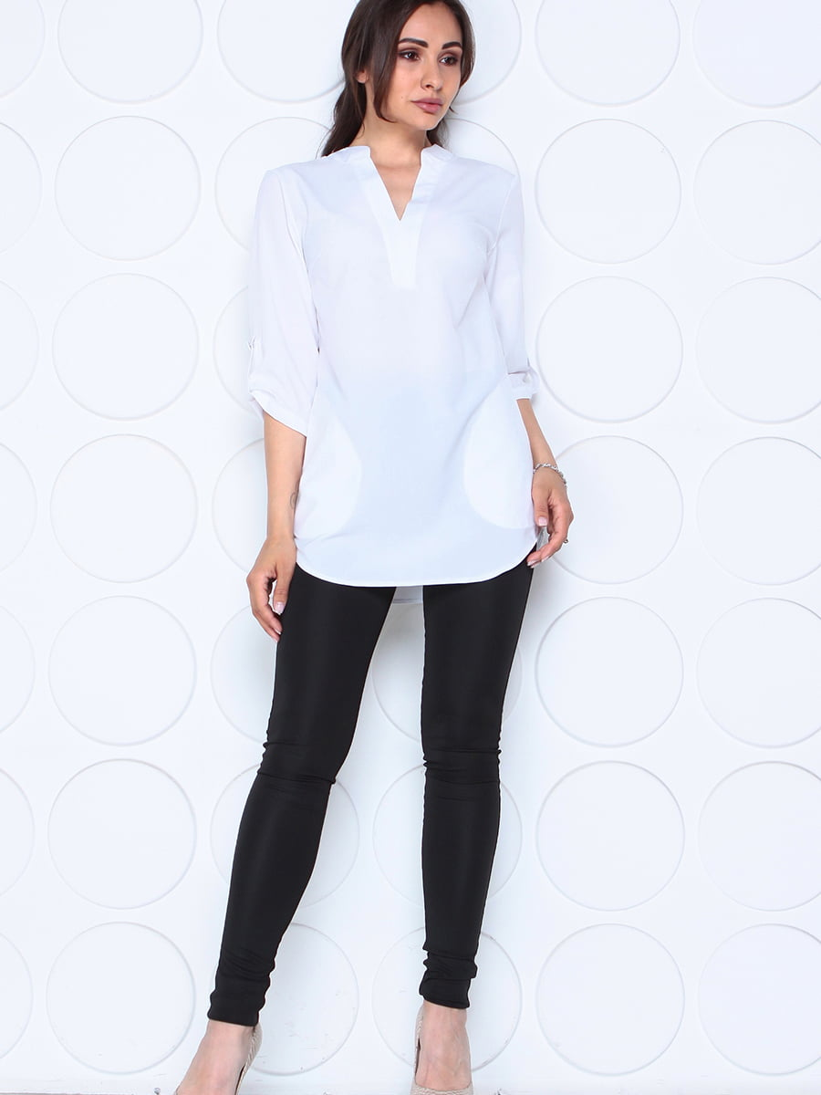 Блуза біла | 5497624
