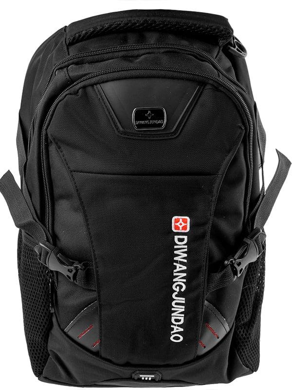 Рюкзак чорний   5499454