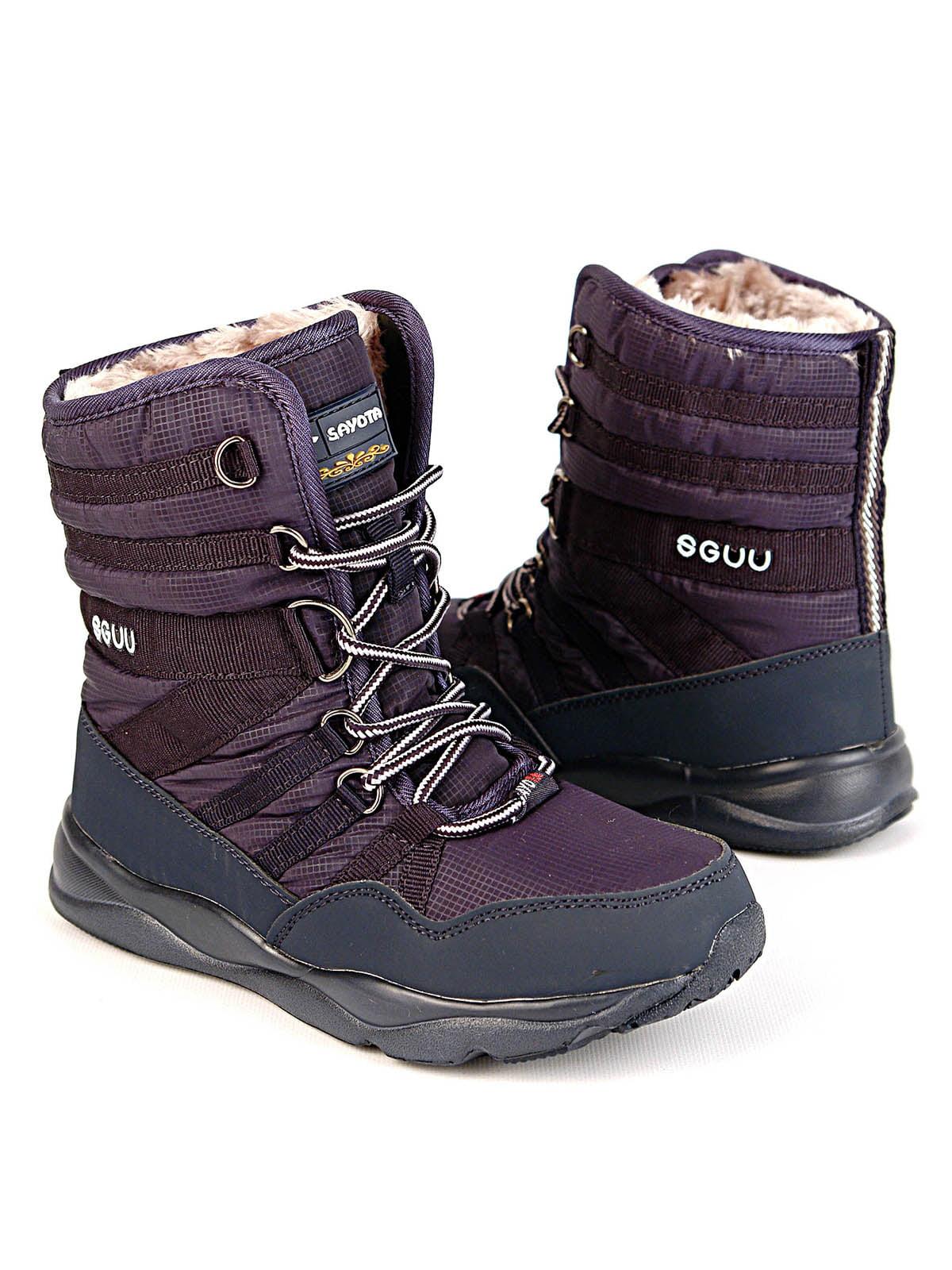 Ботинки синие | 3710860