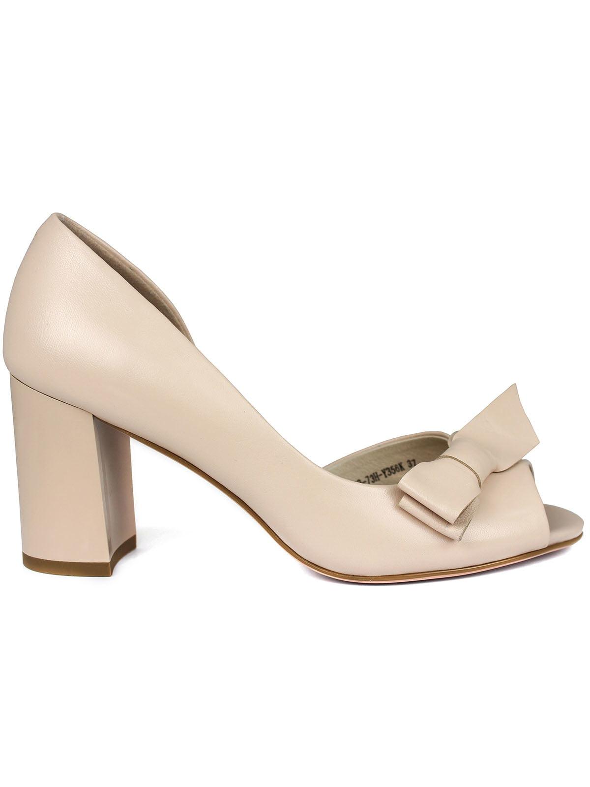 Туфли бежевые | 5345109