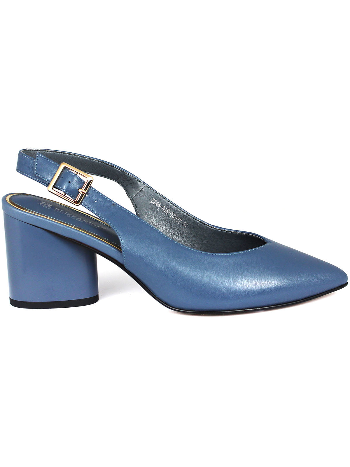 Босоножки синие | 5465353