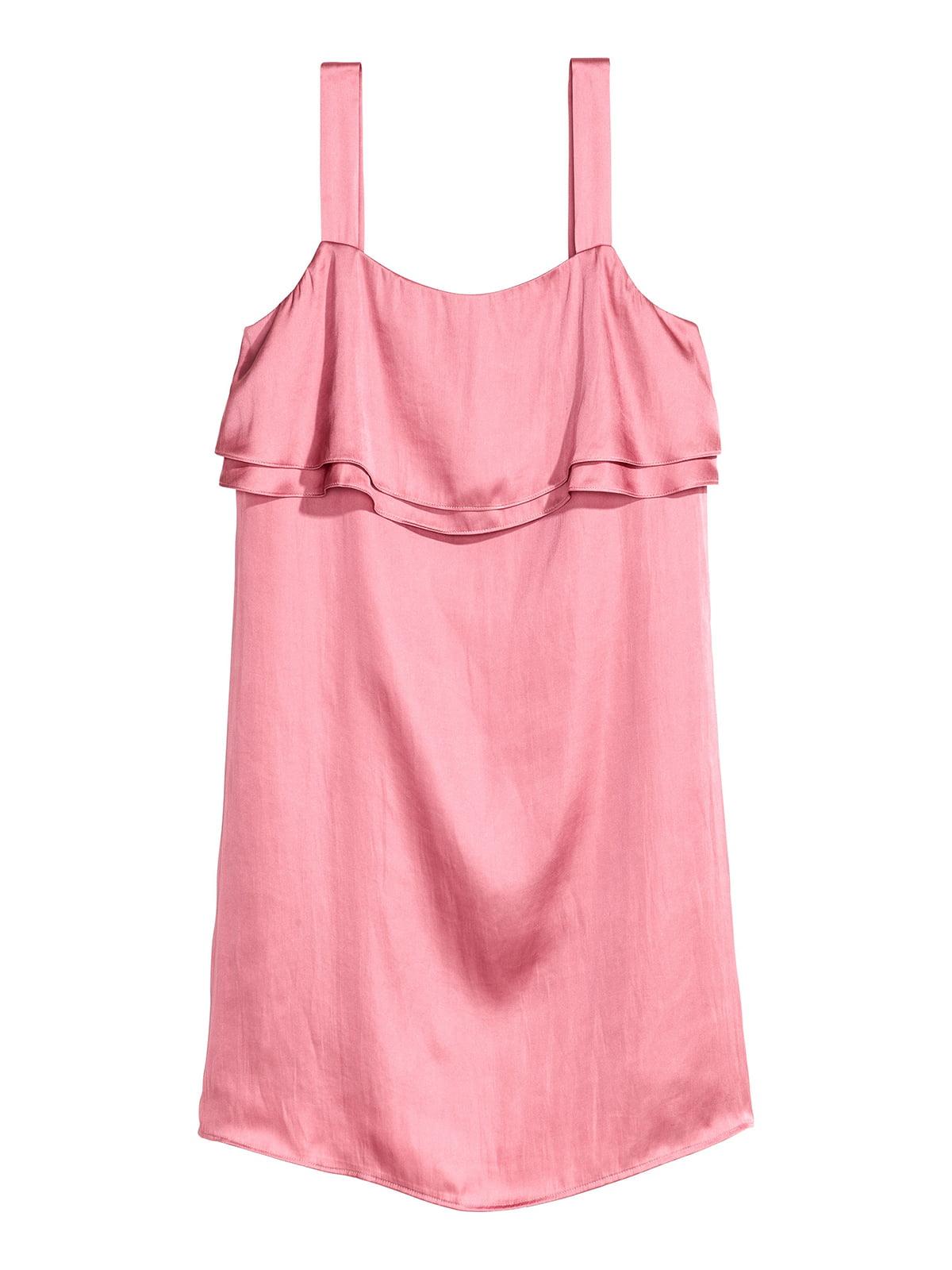 Платье розовое | 5501834