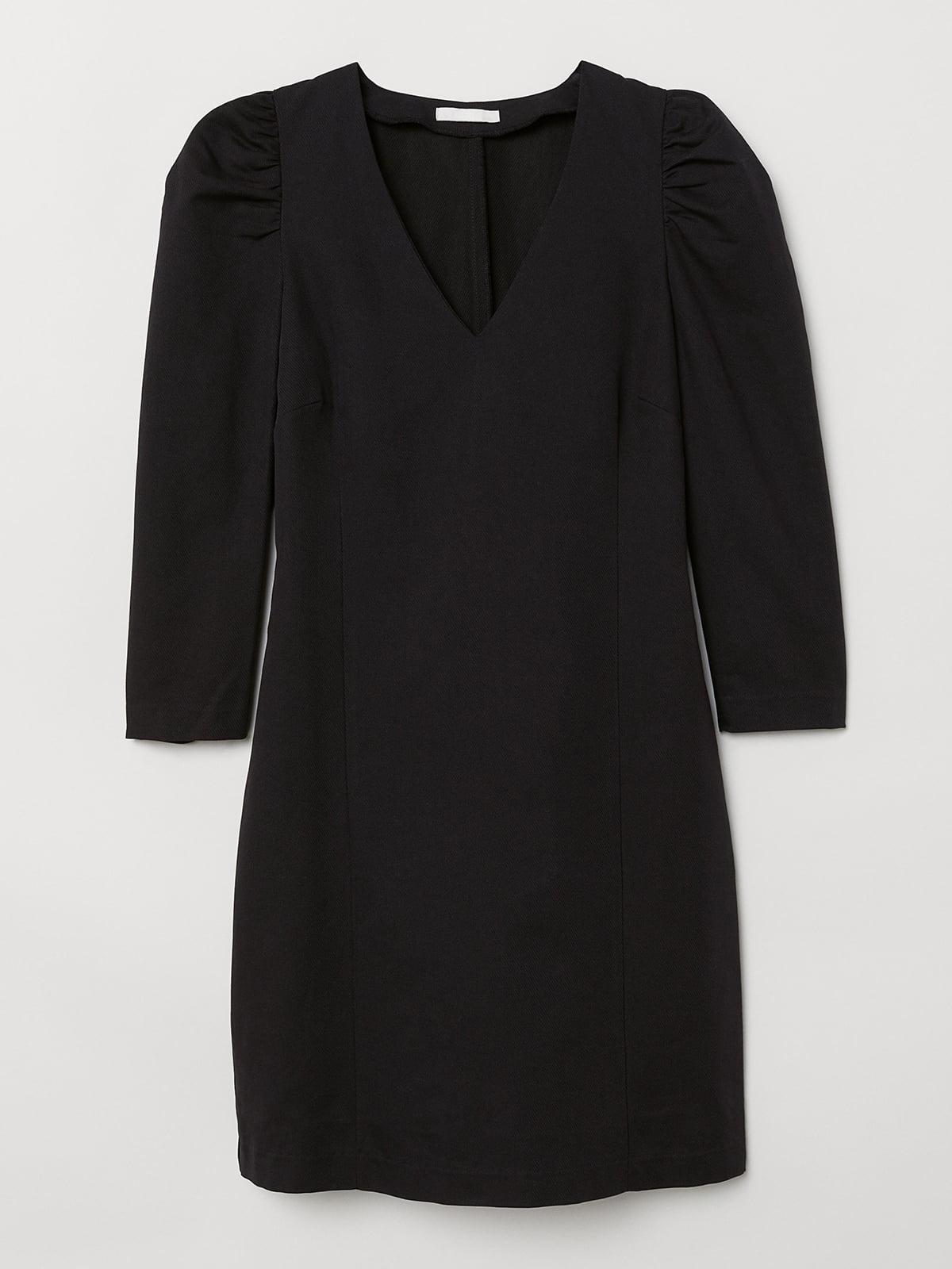 Платье черное   5501883