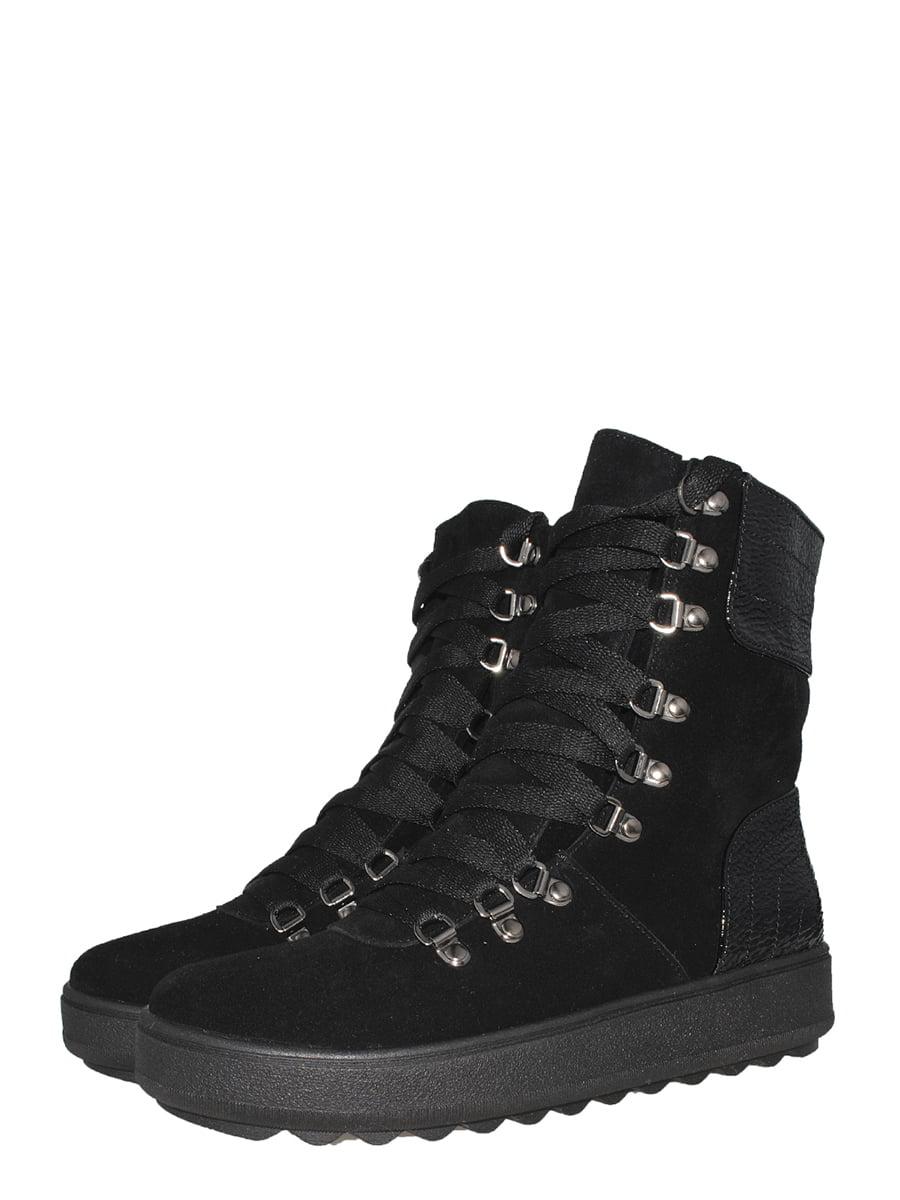 Черевики чорні | 5502019