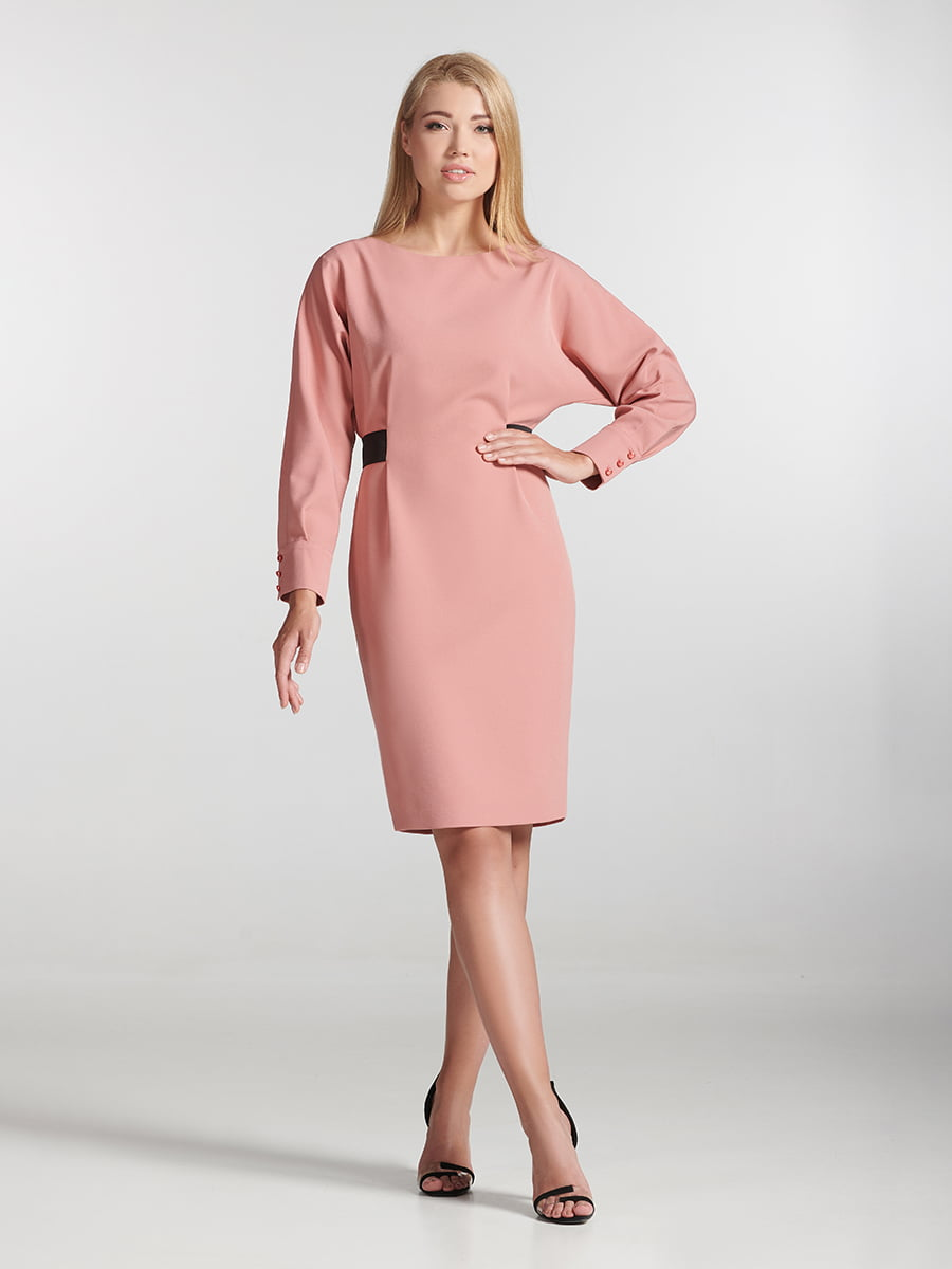 Платье коричневое | 5304185