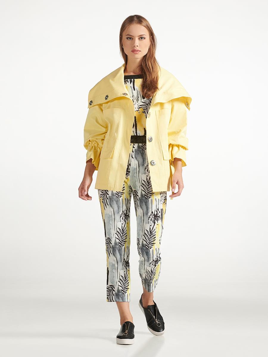 Куртка желтая   5306097