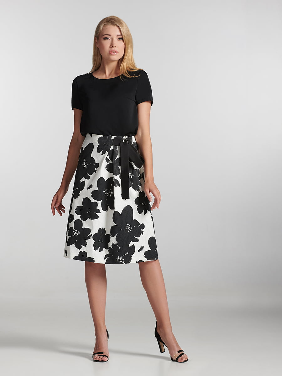 Блуза черная   5441279