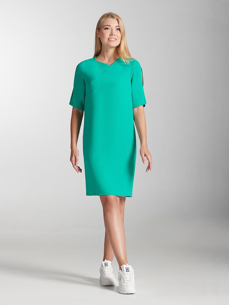 Платье зеленое | 5502713
