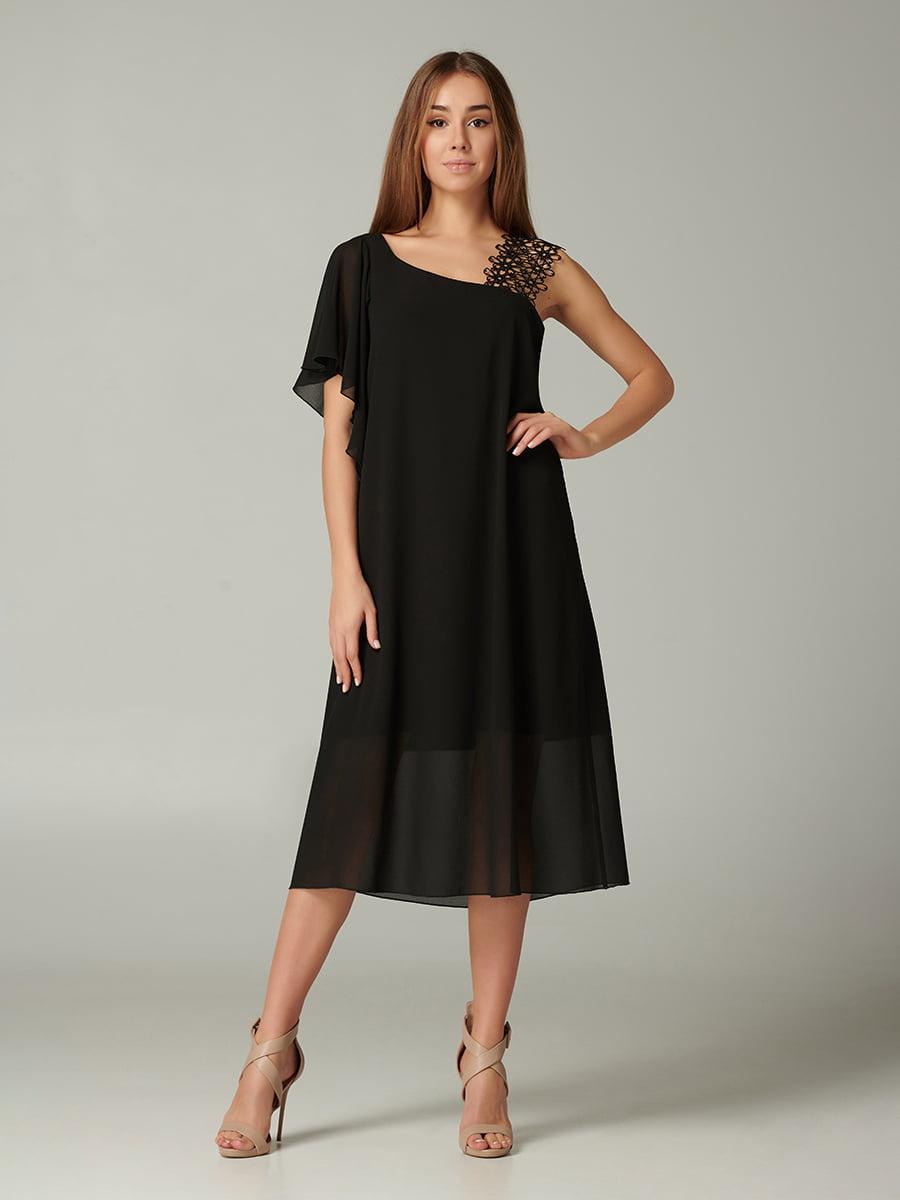 Платье черное | 5343318