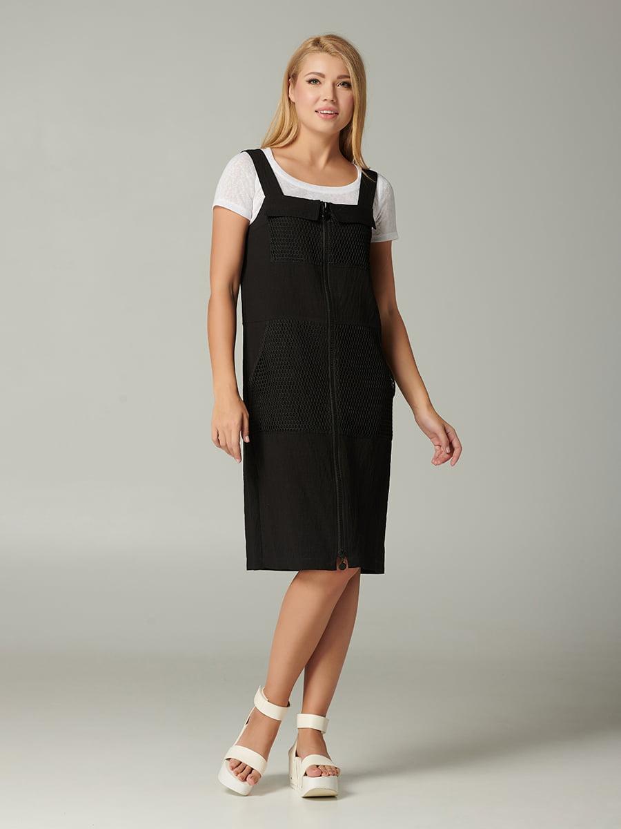 Платье черное | 5441330