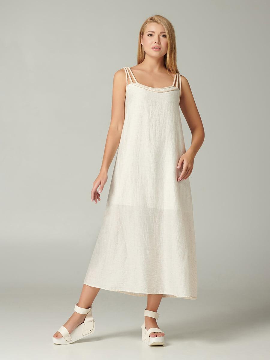 Платье молочного цвета | 5441333