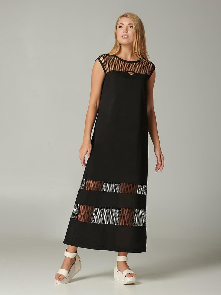 Платье черное   5483726