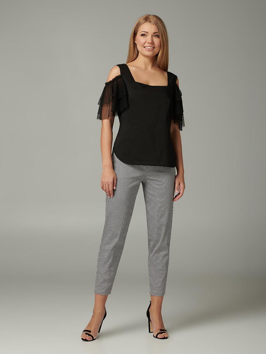 Блуза черная | 5502727