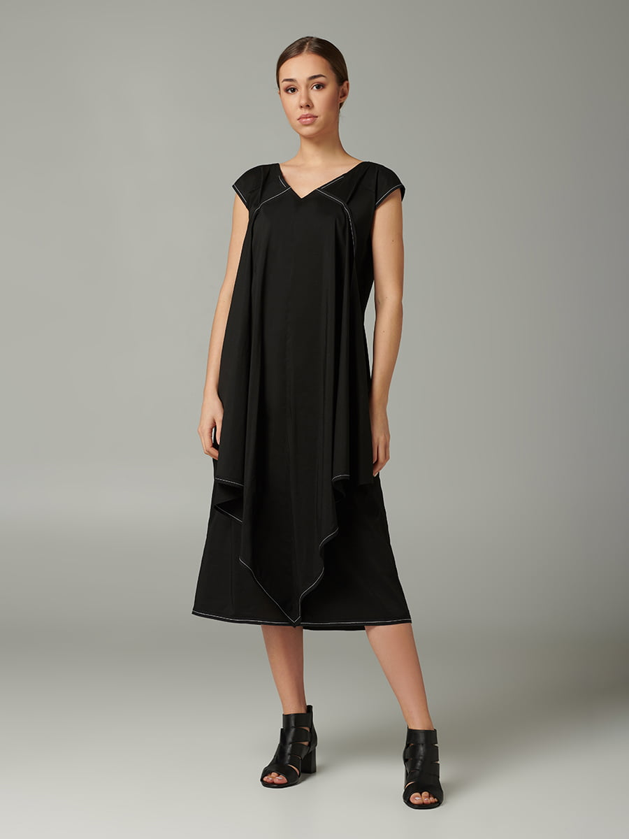 Платье черное   5502760