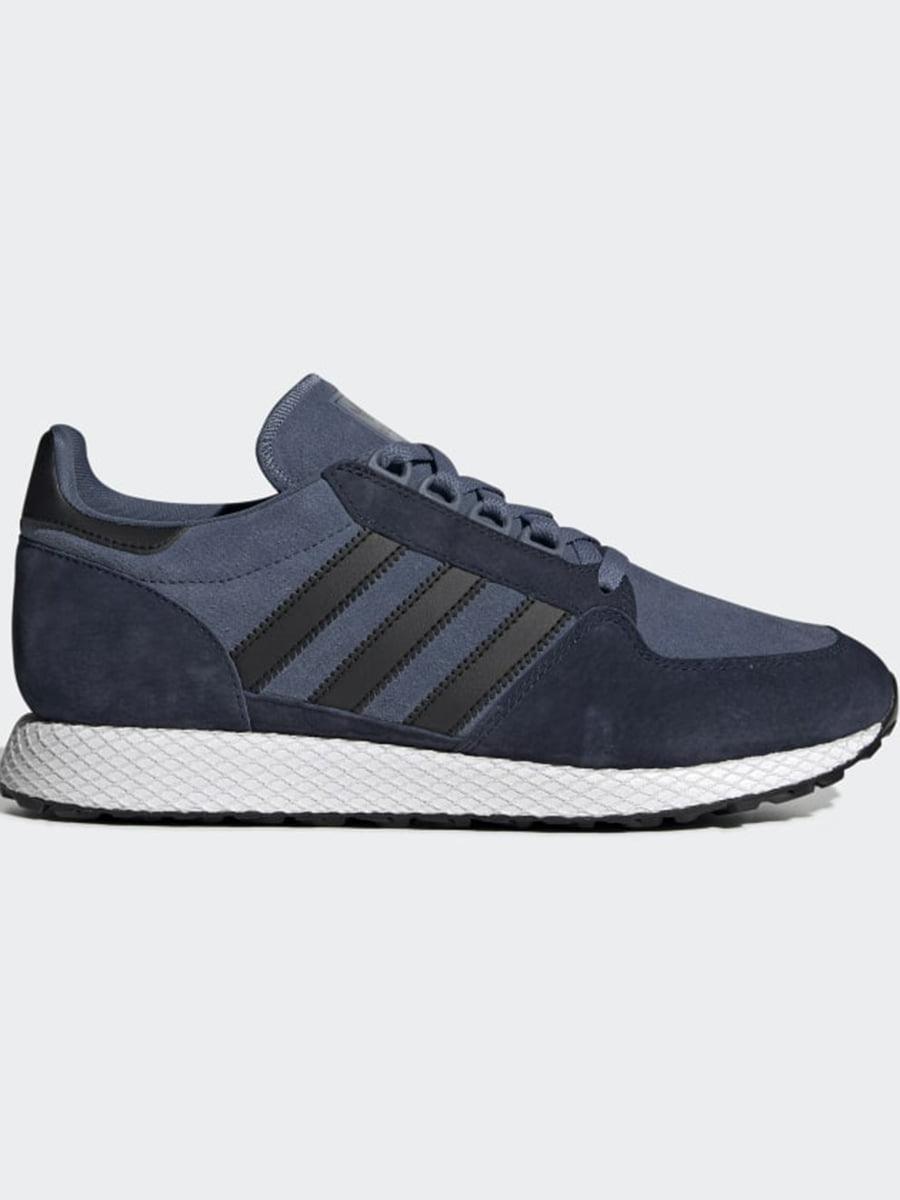 Кросівки сині з логотипом   5503113