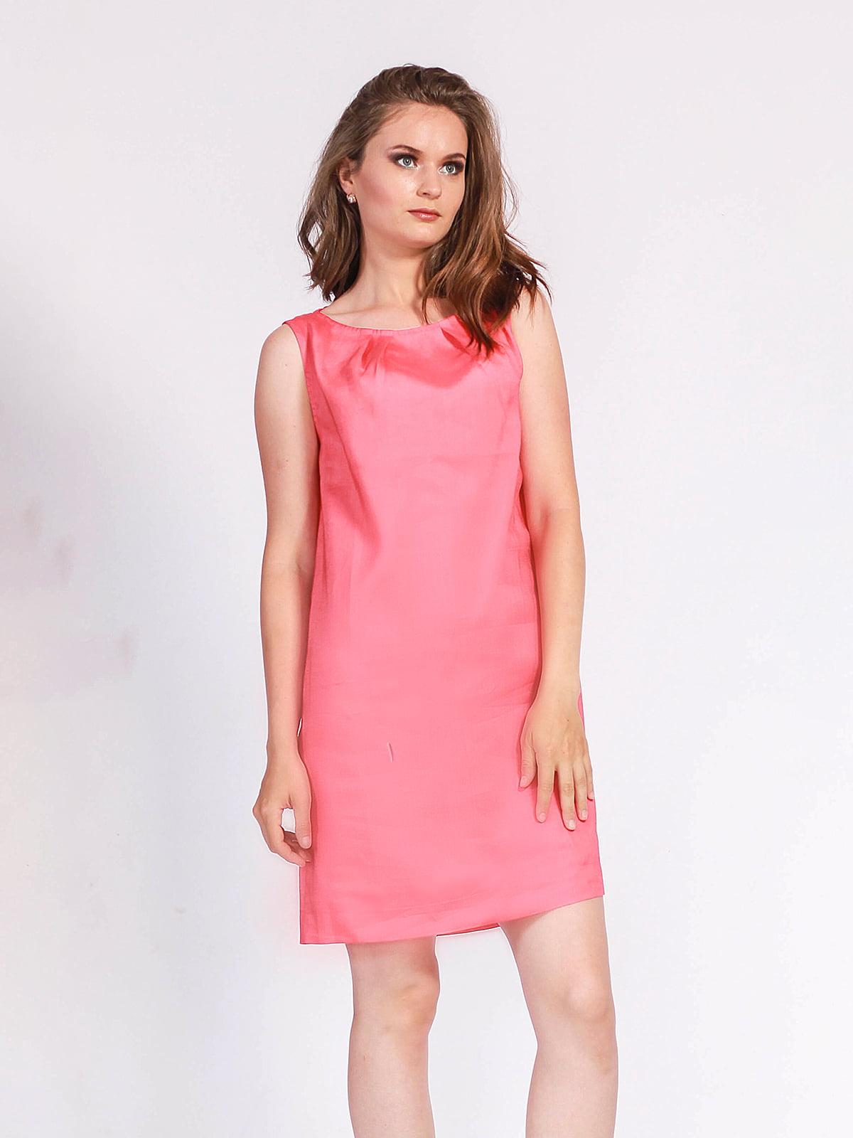 Сукня коралового кольору | 5503865