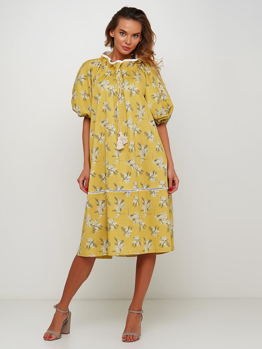 Сукня жовта | 5504165
