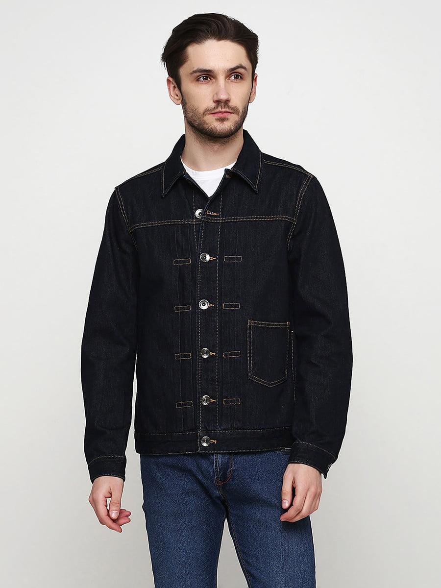 Пиджак синий   5507632
