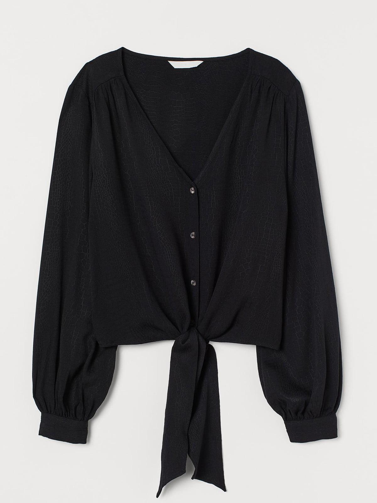Блуза чорна | 5508911