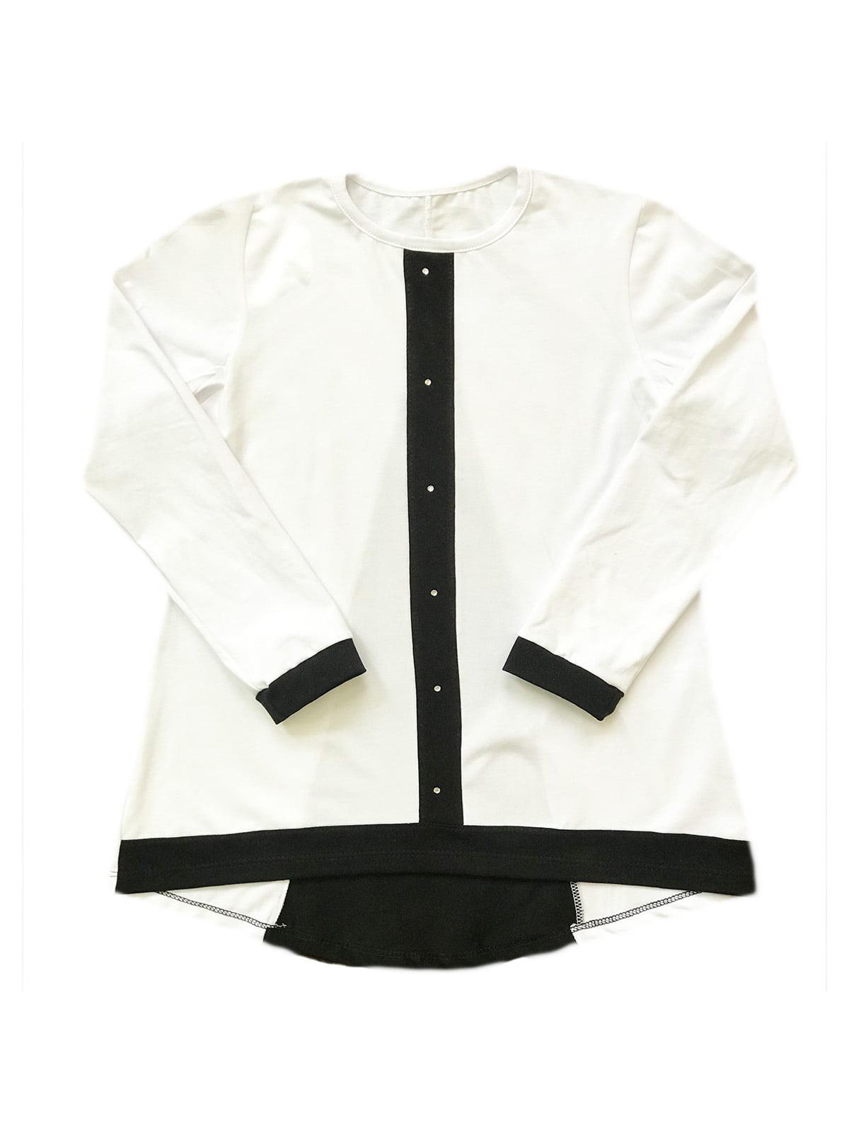 Блуза белая | 5508979