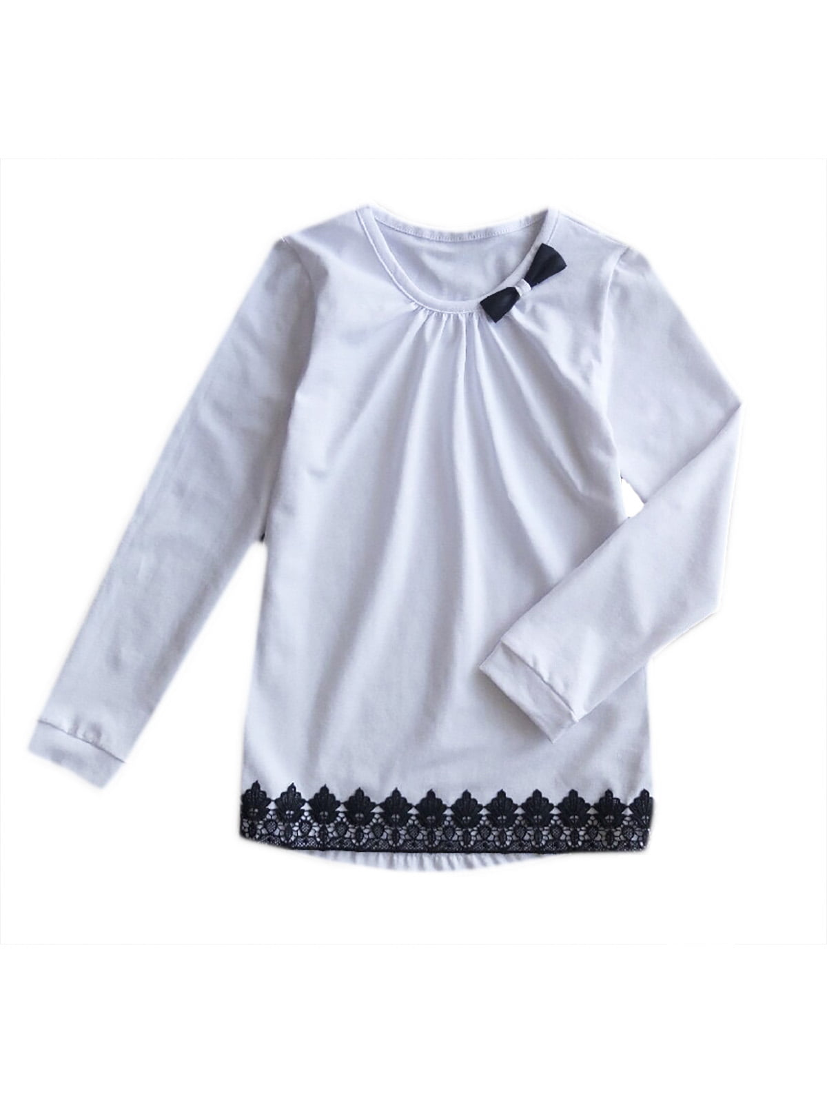 Блуза белая   5508981
