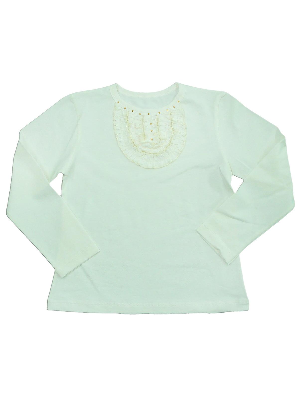 Блуза молочного цвета | 5508986