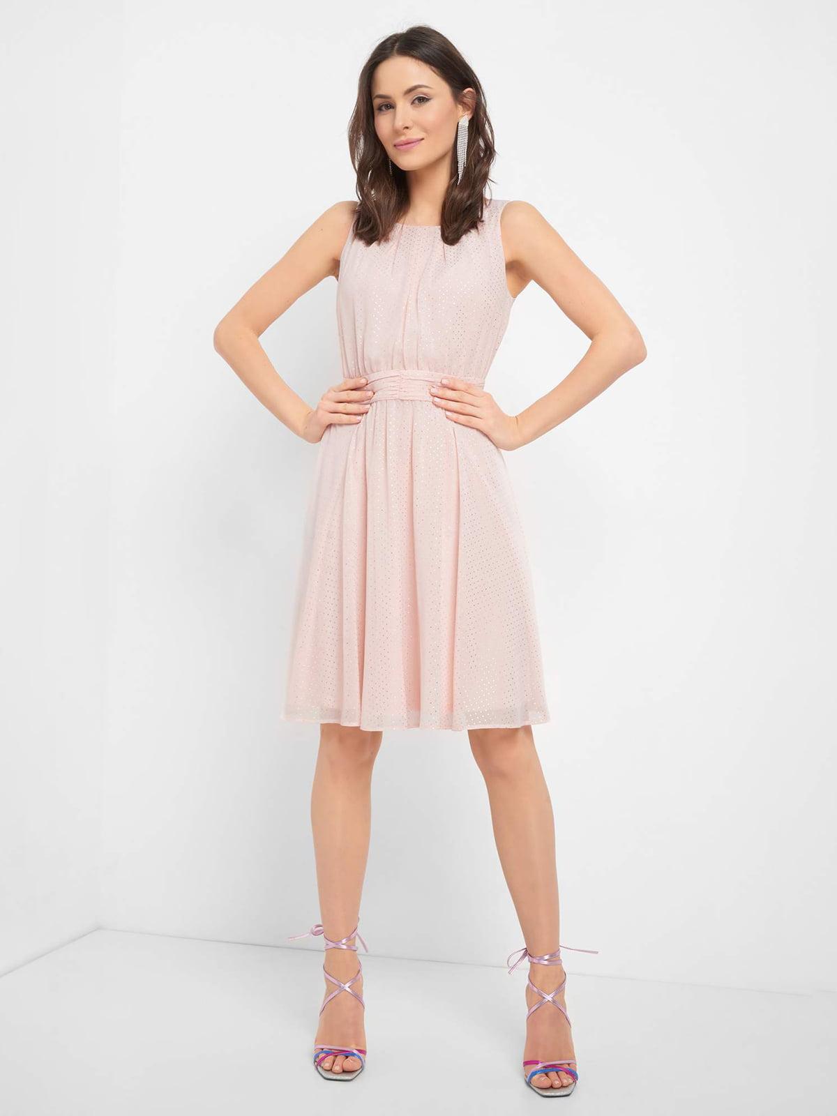 Платье розовое | 5508010