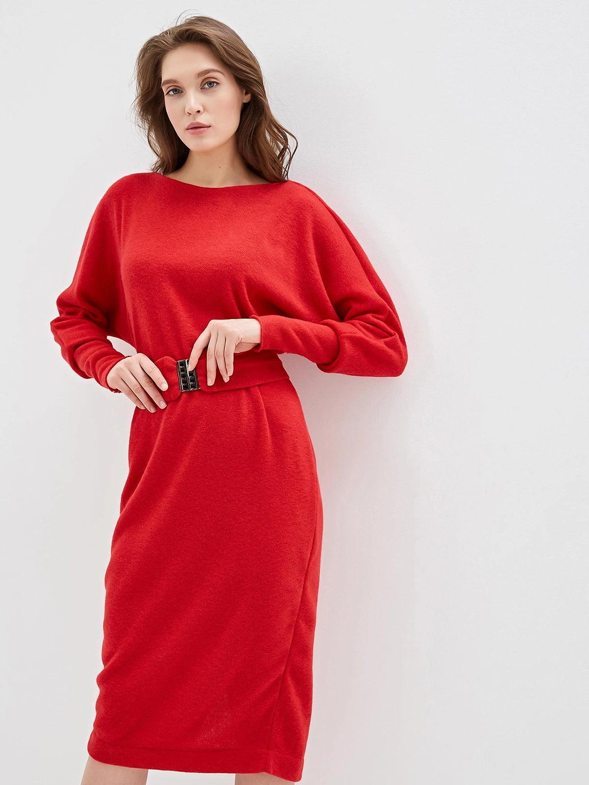 Платье красного цвета | 5509950