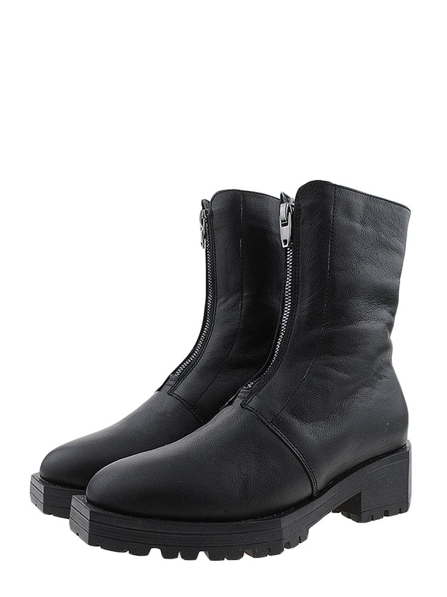 Ботинки черные   5507938