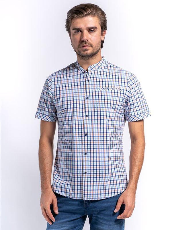 Рубашка в клетку   5488850