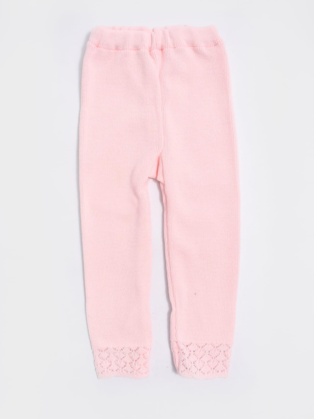 Гамаші рожеві з візерунком   5513831