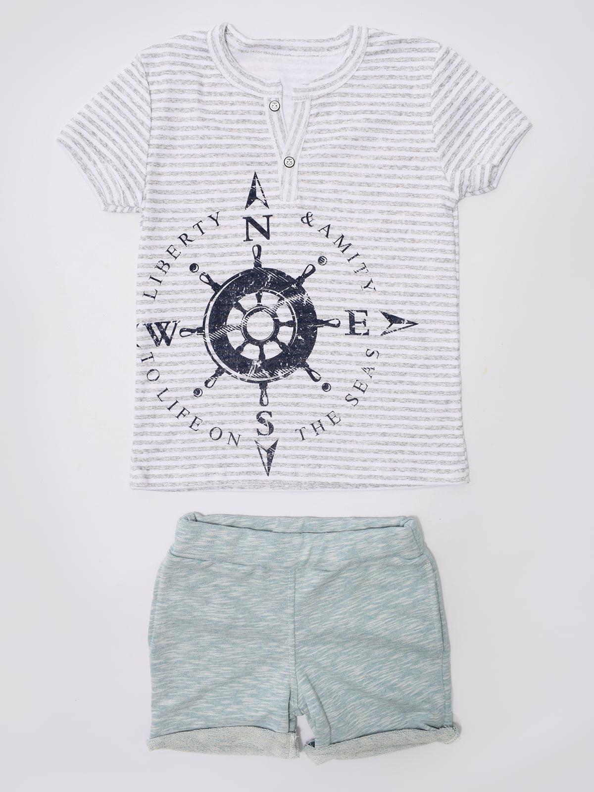 Комплект: футболка і шорти | 5513866